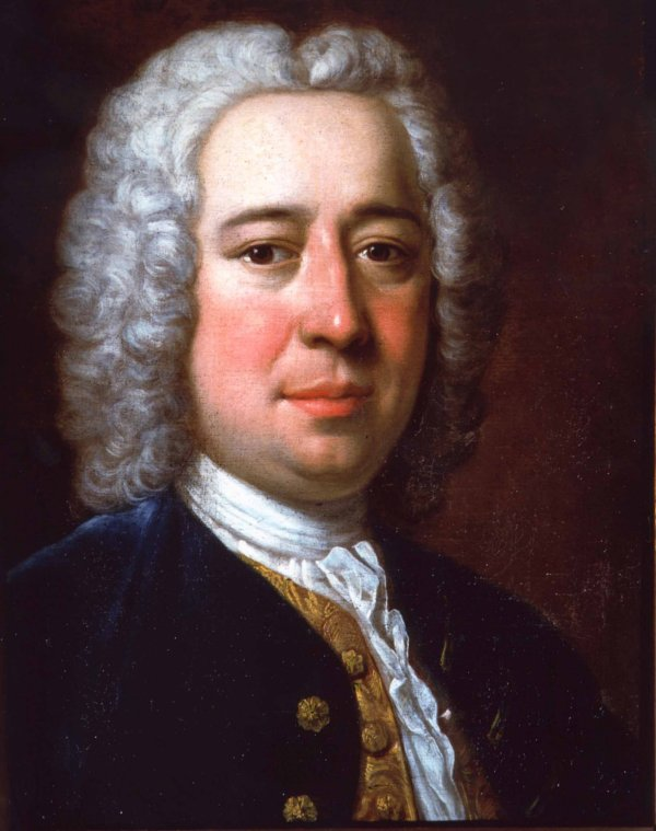 The Neapolitan composer Nicola Antonio Porpora (1686-1768)